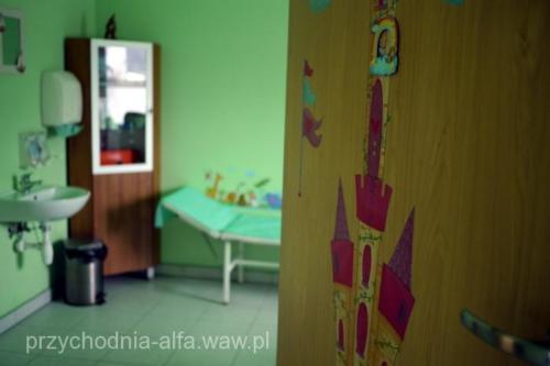 Gabinet pediatry